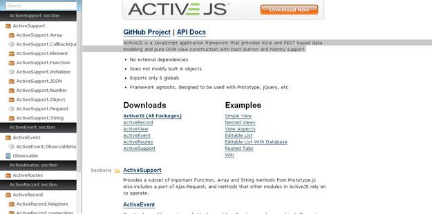 15款加速Web開發的JavaScript框架