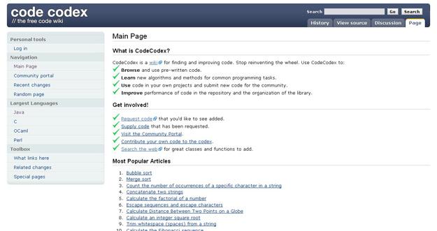 CodeCodex