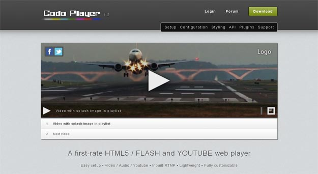 Best HTML5 Video Players and Tools for Developers | Code Geekz