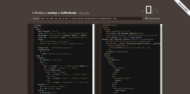 15 javascript template engines for developers code geekz. Black Bedroom Furniture Sets. Home Design Ideas