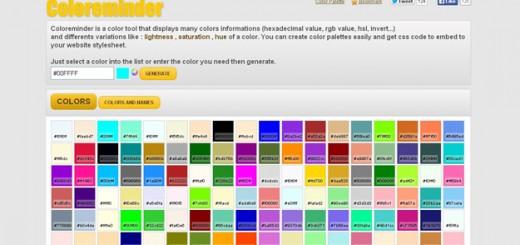 Coloreminder