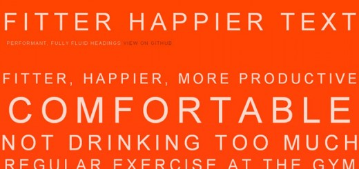 Fitter Happier Text