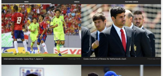 FotMob   World Cup 2014 Brazil