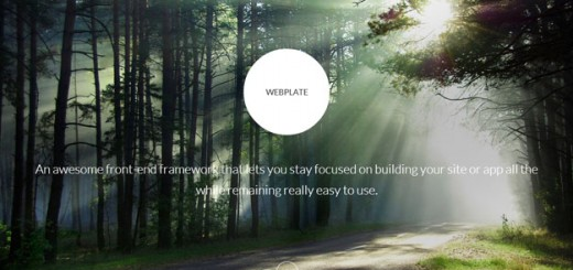 Get Webplate