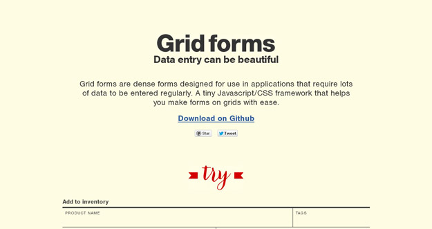 Grid Forms