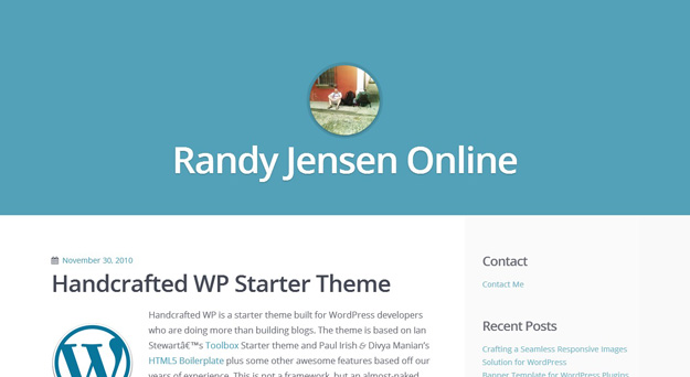 15 Free HTML5 WordPress Theme Frameworks | Code Geekz
