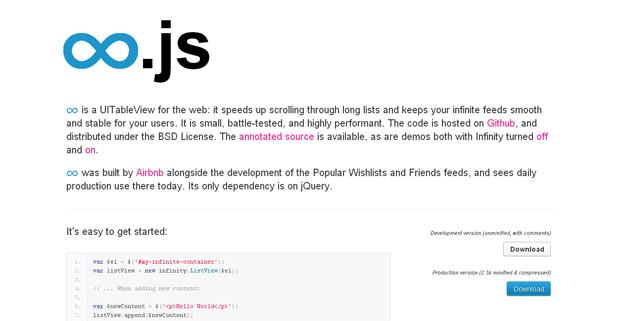 20 jQuery Plugins for Scrolling Effects | Code Geekz