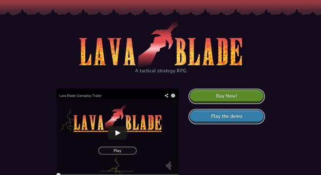 Lava Blade