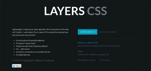 Layers-CSS