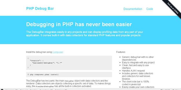 Web 项目可能会用到的20款优秀的开源工具