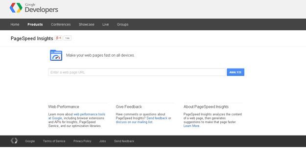 website performance testing tools free