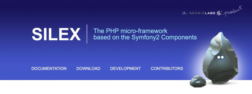 Silex PHP Framework