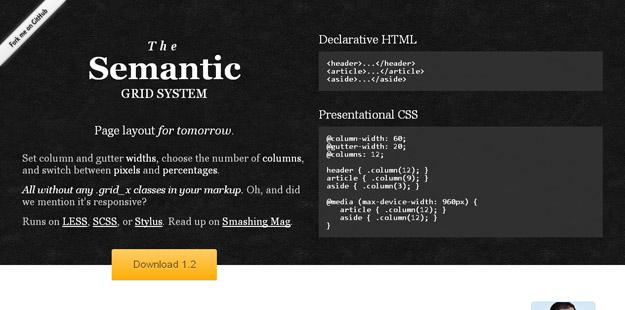 The Semantic Grid System