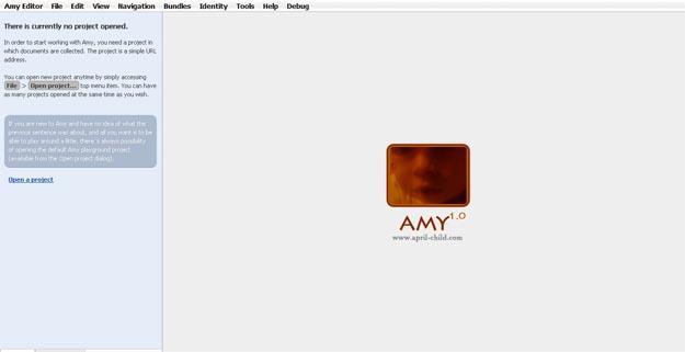 amy-editor