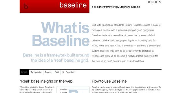 创建响应式布局的10款优秀网格工具集锦