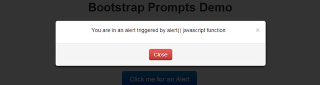 bootstrap prompts