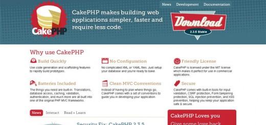 cakephp-framework