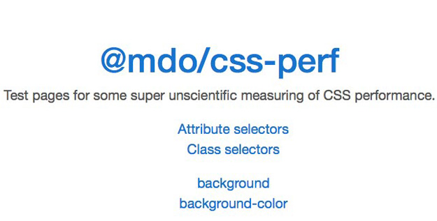 css-perf