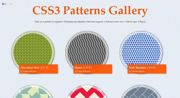 css3-patterns