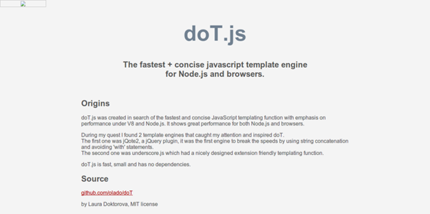 15 JavaScript Template Engines for Developers | Code Geekz