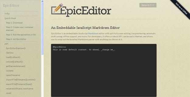 epic-editor