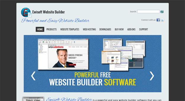 Ewisoft website builder for mac