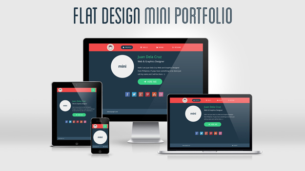 50 Free Responsive HTML5 Templates for Designers | Code Geekz