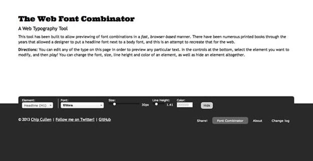 fontcombinator
