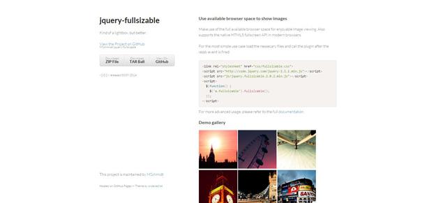 推荐15款创建漂亮幻灯片的 jQuery 插件