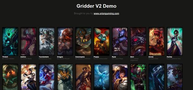 gridder