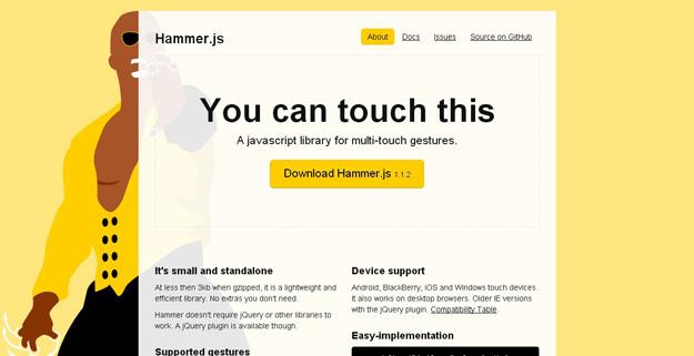 hammerjs
