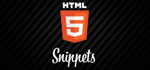 html5-snippets