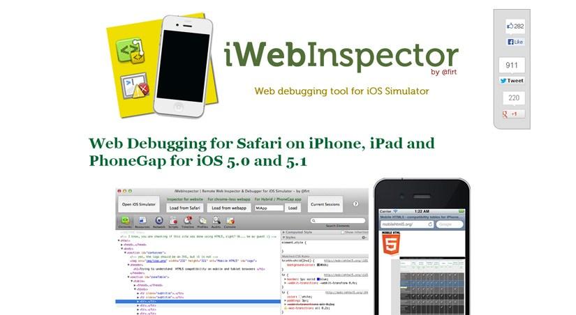 iwebinspector