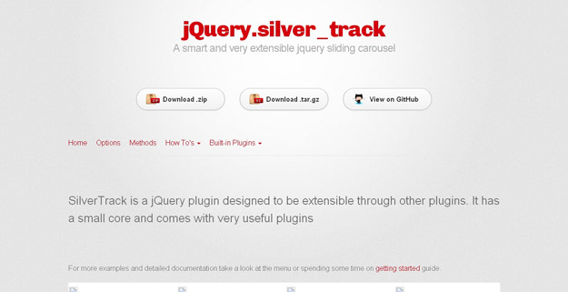 jQuery.silver_track