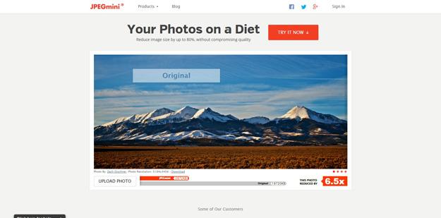 12个用于网站性能优化的最佳的图片压缩工具