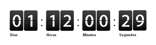 Best jQuery Countdown Timer Plugins | Code Geekz