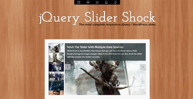jquery-slider-shock