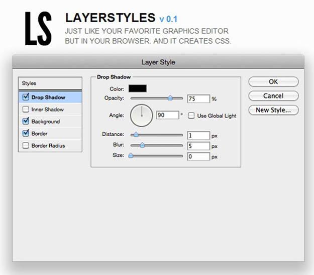layerstyles