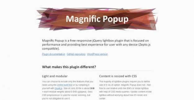 magnific-popups