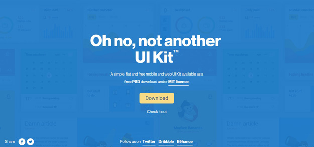 oh no not another ui kit