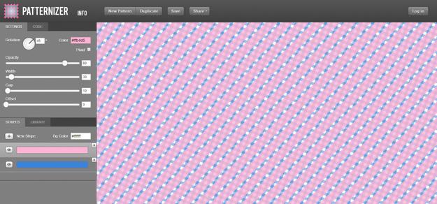 Free Pattern Generator For Designers Code Geekz