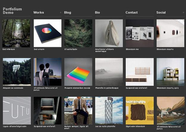 50 Free Portfolio WordPress Themes | Code Geekz