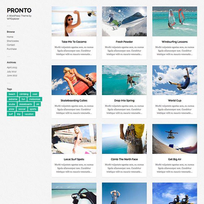 25 Best Free WordPress Themes With Premium Features | Code Geekz