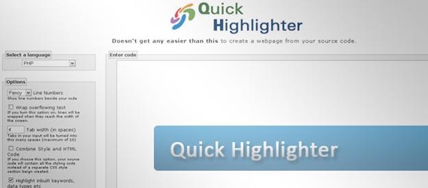 quick-highlighter