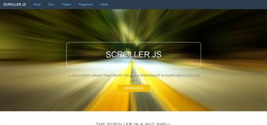 scrollerjs
