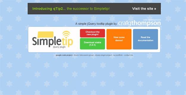 simpletip