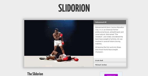 slidorion