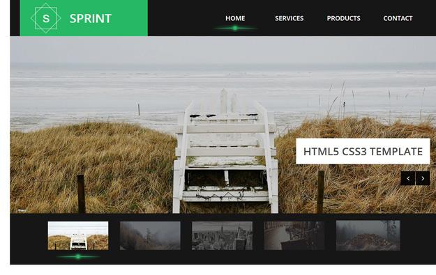 30 Free Responsive HTML5 CSS3 Templates for Designers   Code Geekz