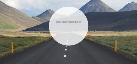 supersimpleslider