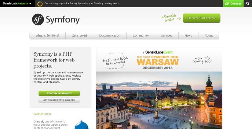 symfony-php-framework